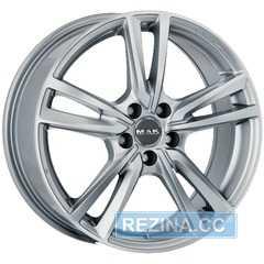 Купить Легковой диск MAK Icona Silver R15 W6 PCD5x112 ET47 DIA57.1