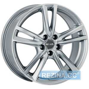 Купить Легковой диск MAK Icona Silver R15 W6 PCD5x98 ET37.5 DIA58.1