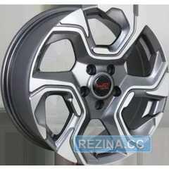 Легковой диск Replica LegeArtis H519 - rezina.cc