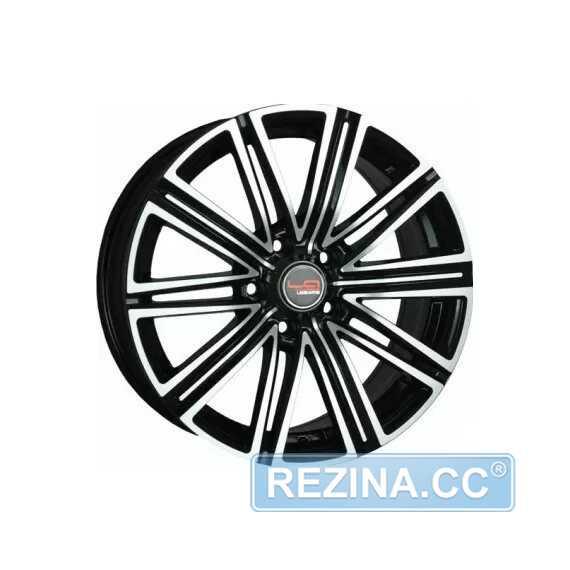 Купить Легковой диск Replica LegeArtis PG537 BKF R17 W7 PCD4X108 ET32 DIA65.1