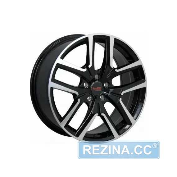 Купить Легковой диск Replica LegeArtis V522 BKF R17 W7.5 PCD5X108 ET50.5 DIA63.3