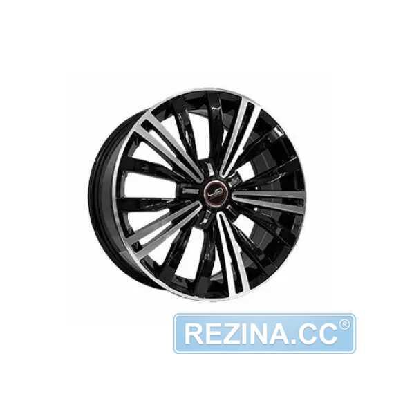 Купить Легковой диск Replica LegeArtis VV550 BKF R17 W7 PCD5X112 ET40 DIA57.1