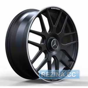 Купить Легковой диск REPLICA FORGED MR095 SATIN_BLACK_LIP_POLISH_FORGED R20 W8.5 PCD5X112 ET39 DIA66.6