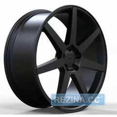 Купить Легковой диск WS FORGED WS1245B SATIN_BLACK_FORGED R22 W9 PCD5X120 ET44.5 DIA72.6