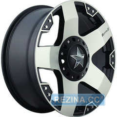 Купить BUFFALO BW-775 MACHINED-FACE-W BLK-WINDOWS R18 W9 PCD6x135-139.7 ET0 DIA106.3