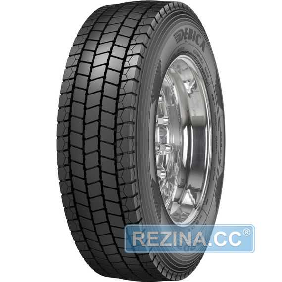 Купить Грузовая шина DEBICA DRD2 (ведущая) 315/80R22.5 156L/154M