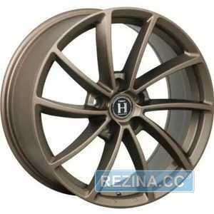 Купить Легковой диск HARP Y-691 MATTE BRONZE R18 W8 PCD5X112 ET35 DIA72.6