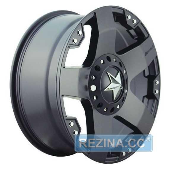 Купить BUFFALO BW-775 MATTE-BLACK R18 W9 PCD5x135-139.7 ET0 DIA87.1