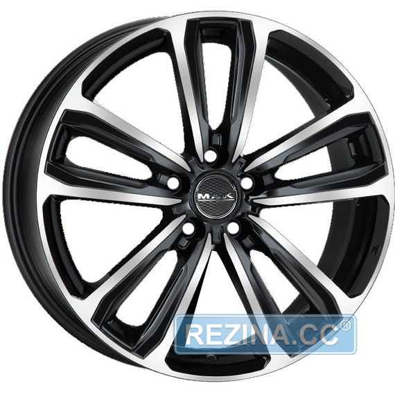 Купить Легковой диск MAK Magma Black Mirror R15 W6 PCD5x112 ET47 DIA57.1