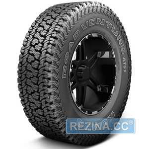 Купить Всесезонная шина KUMHO AT51 255/75R17 111R
