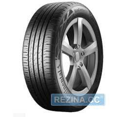 Купить Летняя шина CONTINENTAL ContiEcoContact 6 195/65R15 91H