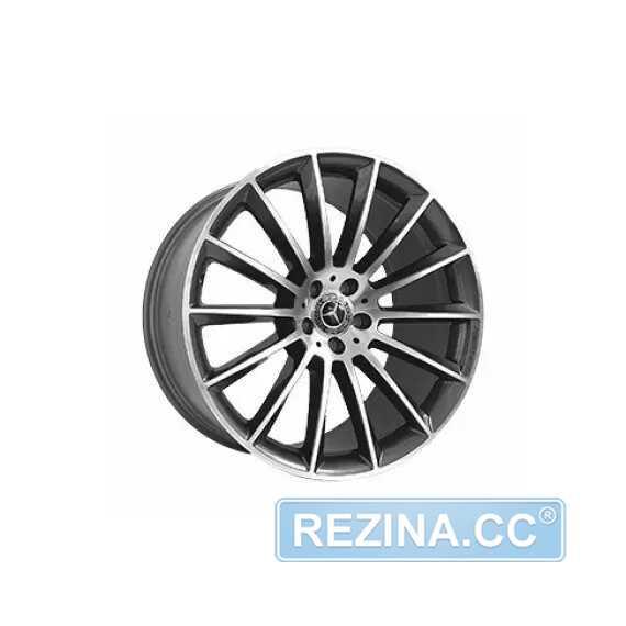 Купить Легковой диск REPLICA FORGED MR907 GMF R21 W11 PCD5X112 ET49 DIA66.6