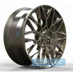 Купить Легковой диск WS FORGED WS581 FULL_BRUSH_BRONZE_FORGED R20 W9 PCD5X130 ET54 DIA71.6