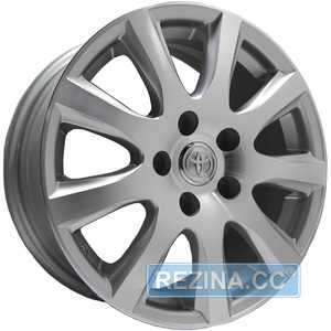 Купить Легковой диск REPLICA Toyota CT6120 SMF R16 W6.5 PCD5x114.3 ET45 DIA60.1