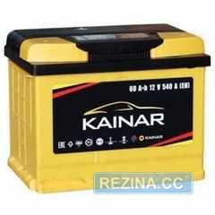 Купити Акумулятор KAINAR Standart Plus 60Ah-12v (242х175х190),R,EN550