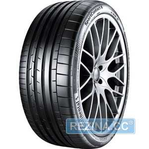 Купить Летняя шина CONTINENTAL SportContact 6 SUV 275/45R21 110Y