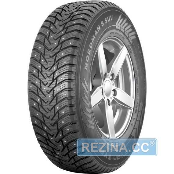 Купить Зимняя шина NOKIAN Nordman 8 SUV (шип) 245/60R18 109T