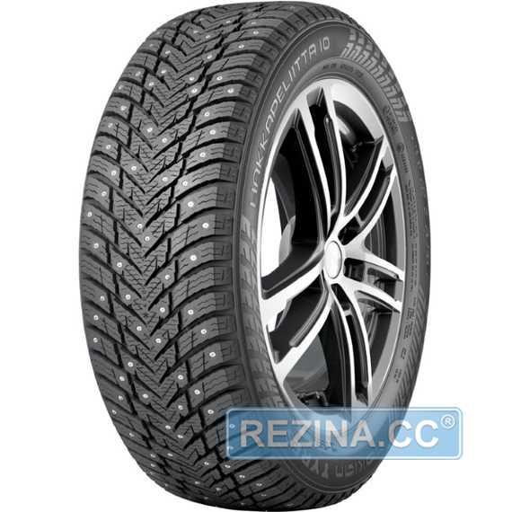Купить Зимняя шина NOKIAN Hakkapeliitta 10 (Шип) 245/50R18 104T