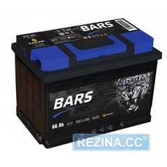 Купить Аккумулятор BARS 6СТ-62 R Plus (пт 550)