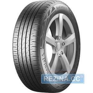 Купить Летняя шина CONTINENTAL EcoContact 6 205/60R16 92H