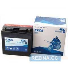 Купити Акумулятор EXIDE AGM (ET14B-BS) 12Ah-12v (150х70х145) L, EN190