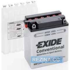 Купити Акумулятор EXIDE (EB12AL-A2) 12Ah-12v (134х80х160) R, EN165