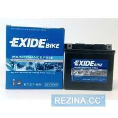Купити Акумулятор EXIDE AGM (ETZ7-BS) 6Ah-12v (113х70х105) R, EN100