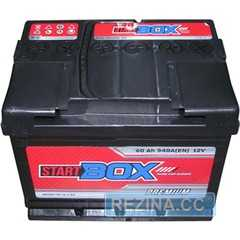 Купити Акумулятор StartBOX Premium 60Ah-12v (242x175x190),R,EN540
