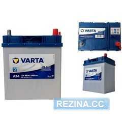 Купити Акумулятор VARTA BD(A14) 40Ah-12v (187х127х227),R,EN330 тонк.клеммы
