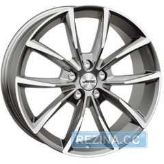 Купить Легковой диск AUTEC Astana Titansilber Poliert R18 W8 PCD5x108 ET42 DIA65.1