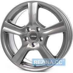 Купить Легковой диск AUTEC Ionik Mystik silber R18 W7.5 PCD5x108 ET50.5 DIA63.3