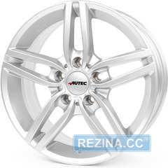 Купить Легковой диск AUTEC Kitano Brillantsilber R18 W8 PCD5x120 ET30 DIA72.6