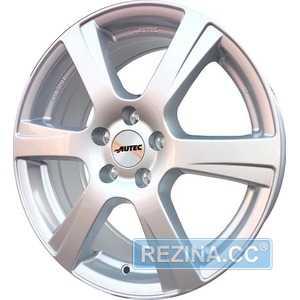 Купить Легковой диск AUTEC Polaric Original Brillantsilber R16 W6.5 PCD5x114.3 ET46 DIA67.1