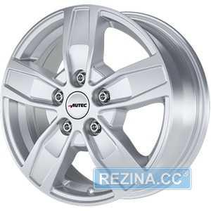 Купить Легковой диск AUTEC Quantro Brillantsilber R17 W7 PCD5x120 ET55 DIA65.1