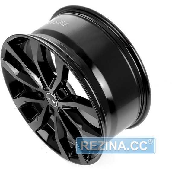 Купить Легковой диск AUTEC Uteca Schwarz glanzend R18 W8 PCD5x108 ET45 DIA70.1