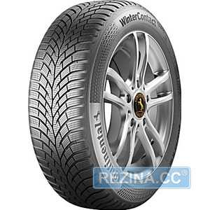 Купить Зимняя шина CONTINENTAL WinterContact TS870 175/65R14 82T