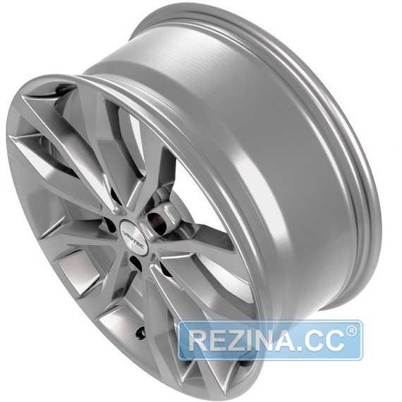 Купить Легковой диск AUTEC Uteca Titansilber R18 W8 PCD5x112 ET38 DIA57.1