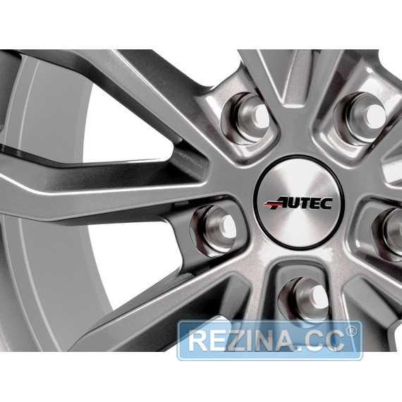 Купить Легковой диск AUTEC Uteca Titansilber R20 W9 PCD5x112 ET22 DIA66.6