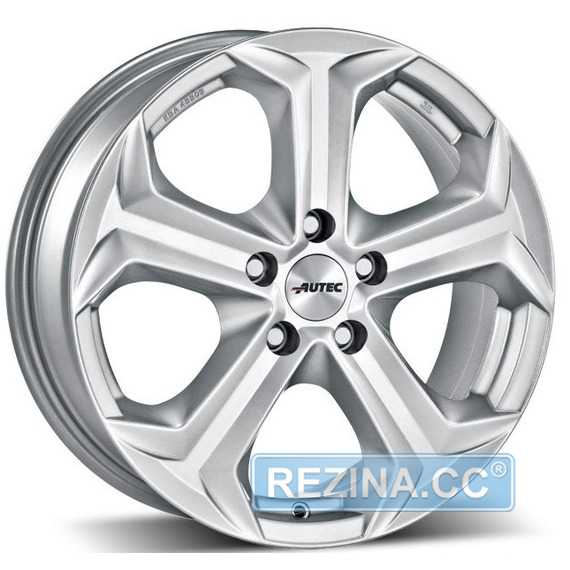 Купить AUTEC Xenos Brillantsilber R18 W8.5 PCD5x108 ET40 DIA70