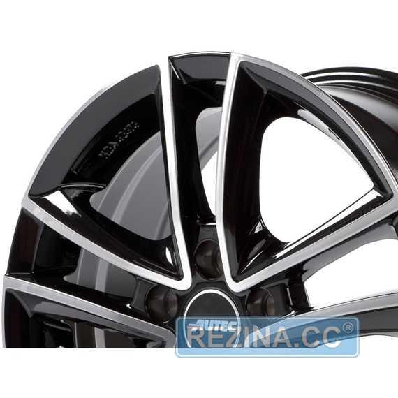 Купить Легковой диск AUTEC Yucon Schwarz poliert R18 W8 PCD5x120 ET35 DIA72.6