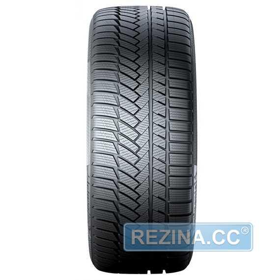 Купить Зимняя шина CONTINENTAL ContiWinterContact TS 850P SUV 235/60R18 103T
