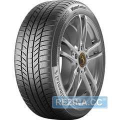 Купить Зимняя шина CONTINENTAL WinterContact TS 870 P 215/50R18 92V