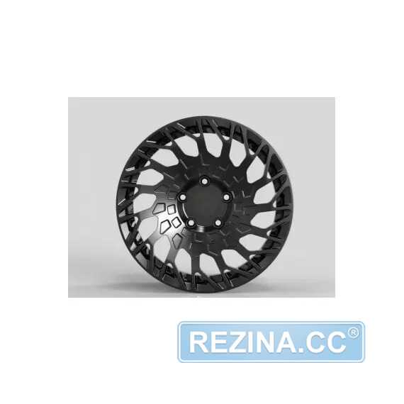 Купить Легковой диск WS FORGED WS2247 MATTE_BLACK_FORGED R17 W9 PCD5X127 ET35 DIA71.5