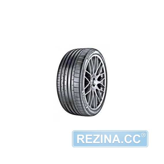 Купить Летняя шина CONTINENTAL SportContact 6 XL 265/45R20 108Y