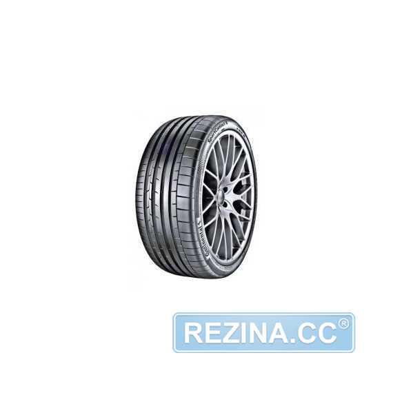 Купить Летняя шина CONTINENTAL SportContact 6 XL 315/40R21 111Y