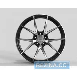 Купить Легковой диск WS FORGED WS2259 GLOSS BLACK MACHINED FACE FORGED R19 W8 PCD5X114.3 ET45 DIA67.1