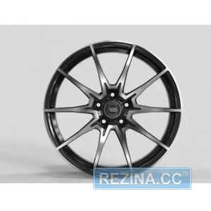 Купить Легковой диск WS FORGED WS2260 GLOSS_BLACK_MACHINED_FACE_FORGED R19 W8.5 PCD5X114.3 ET50 DIA64.1