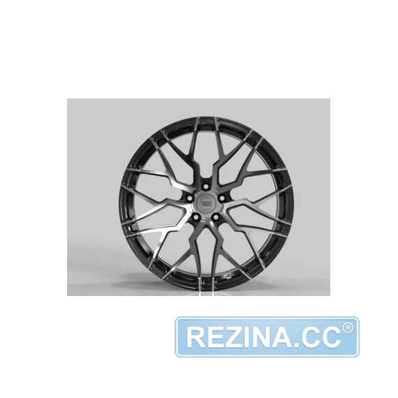 Купить Легковой диск WS FORGED WS2270 GLOSS_BLACK_MACHINED_FACE_FORGED R20 W10 PCD5X112 ET19 DIA66.5