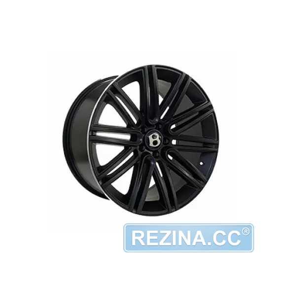 Купить Легковой диск Replica LegeArtis BN111 MBL R20 W9.5 PCD5X112 ET35 DIA57.1