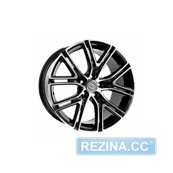 Купить Легковой диск REPLICA FORGED FD1371 BKF R18 W8 PCD5X108 ET48 DIA63.4